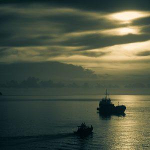 slow boat to borneo